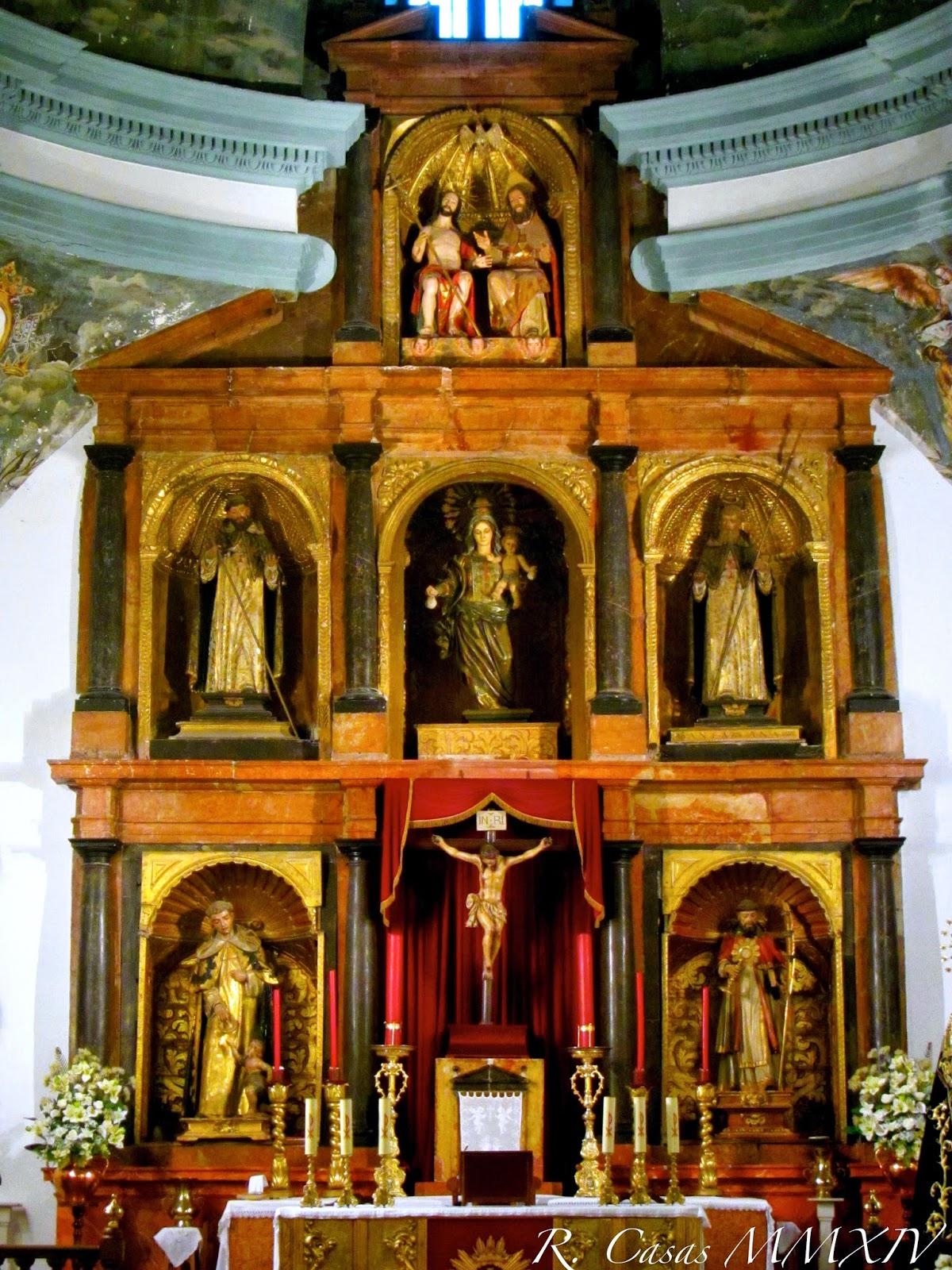 convento de los trinitarios la rambla