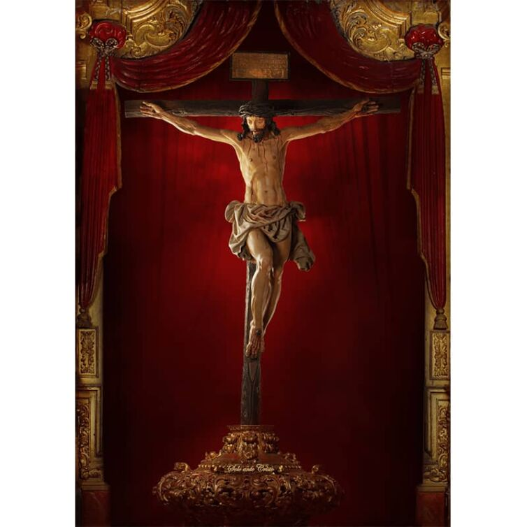 Cartel Stmo. Cristo de la Expiración